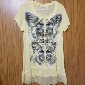 🦋Women's Faded Glory Butterfly Shirt🦋